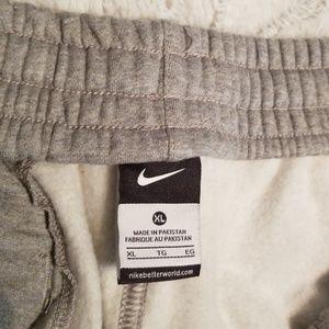 Nike Pants - Men's Nike Gray Sweatpants